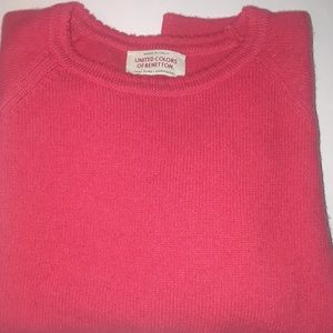 100 % Pure Lambswool Sweater